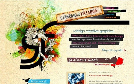 Importance of an Attractive Portfolio for Graphic Designers ...