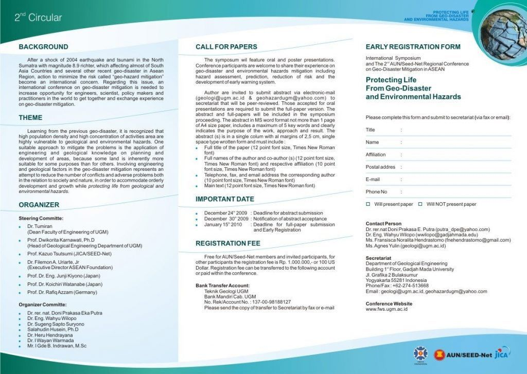 Template Microsoft Word Tri Fold Brochure Template Fundraising ...