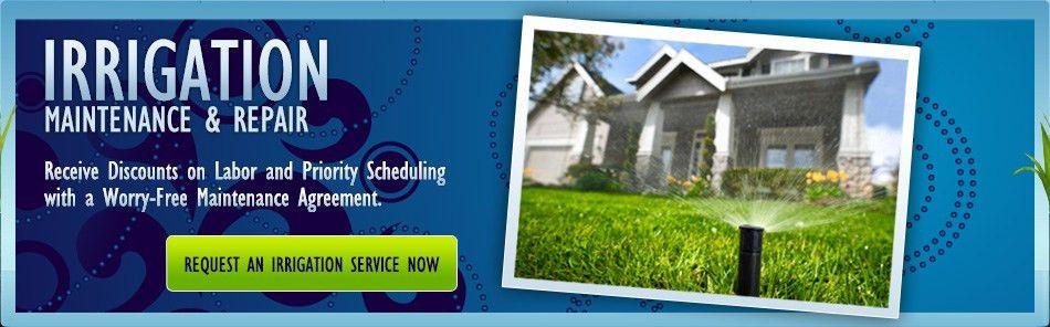 Irrigation Services Garner NC| Irrigation Maintenance | Irrigation ...