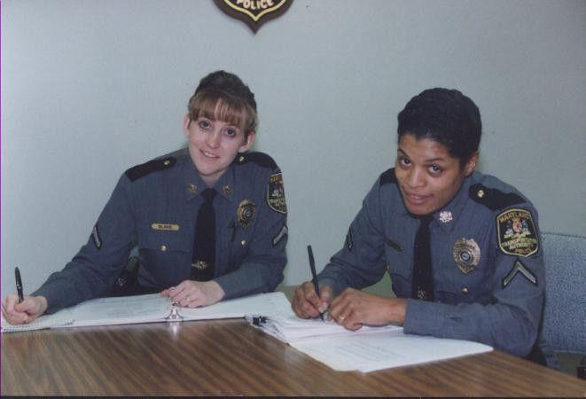 Maryland Transportation Authority Police - Milestones