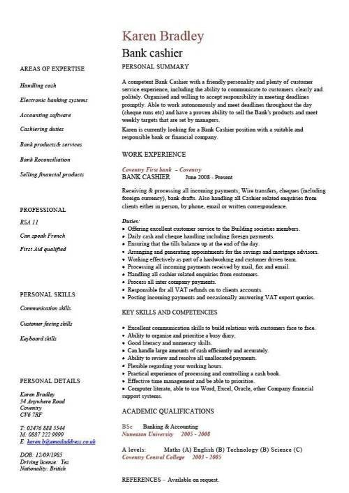 English Teacher Resume Template Purchase English Resume Template ...