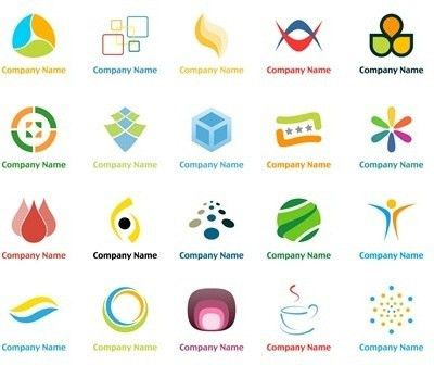 Logo Design Template Vector Elements Free vector in Encapsulated ...