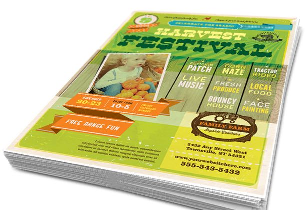 Flyer Designs | Business Flyer Templates