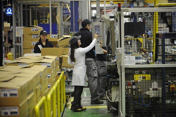 Економски » Џонсон Мети со нова слободна позиција во фабриката ...
