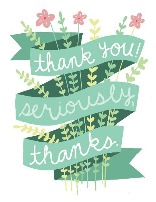 212 best Thank You images on Pinterest | Thank you cards ...