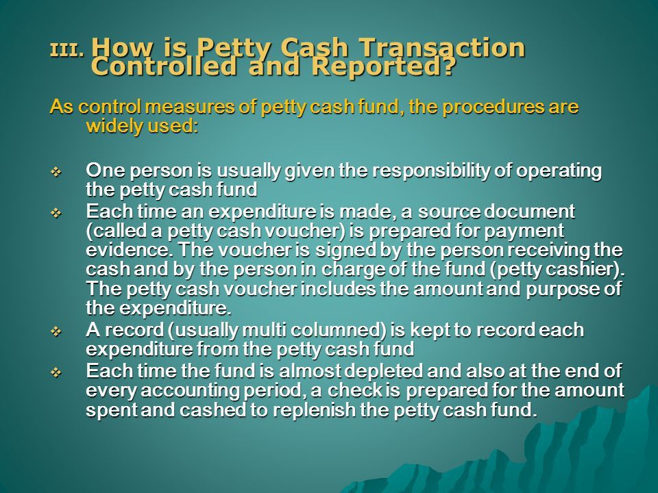 Petty Cash Voucher Definition | Samples.csat.co