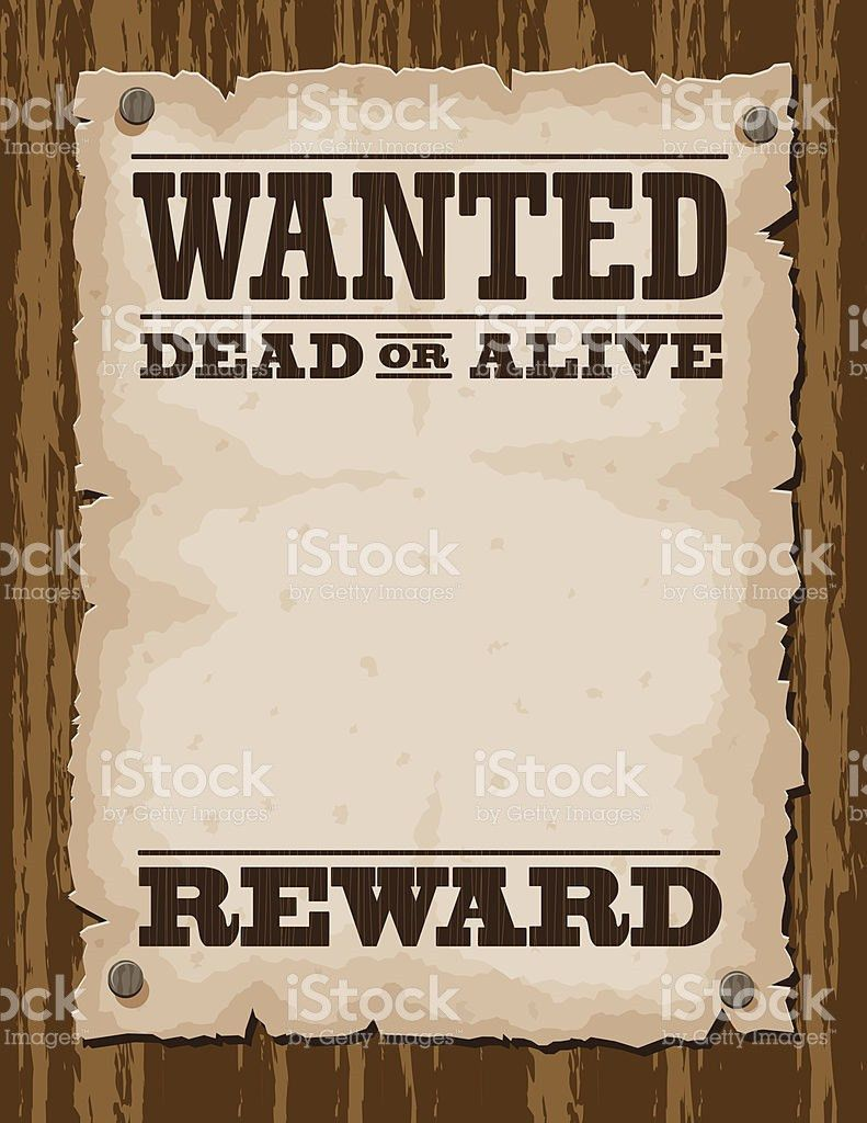 Most Wanted Clip Art, Vector Images & Illustrations - iStock