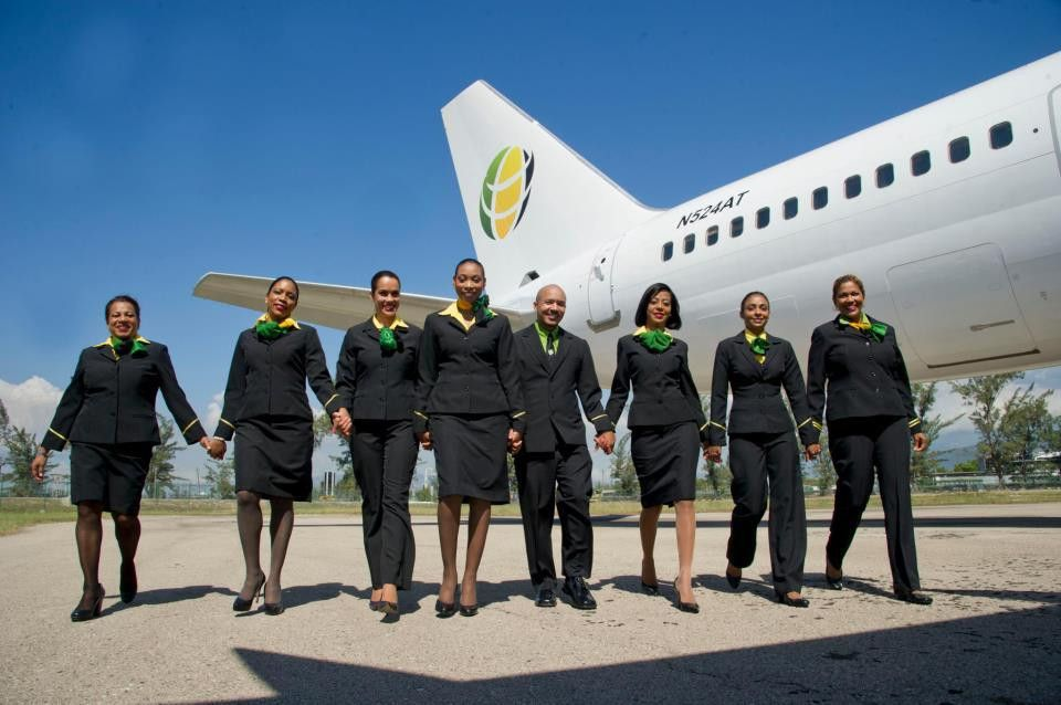 Fly Jamaica Airways Virtual - Global Alliance Virtual Airlines