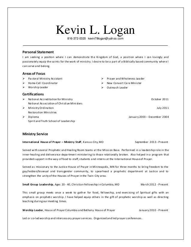 lead pastor resume samples. pastor resume sample jennywashere ...