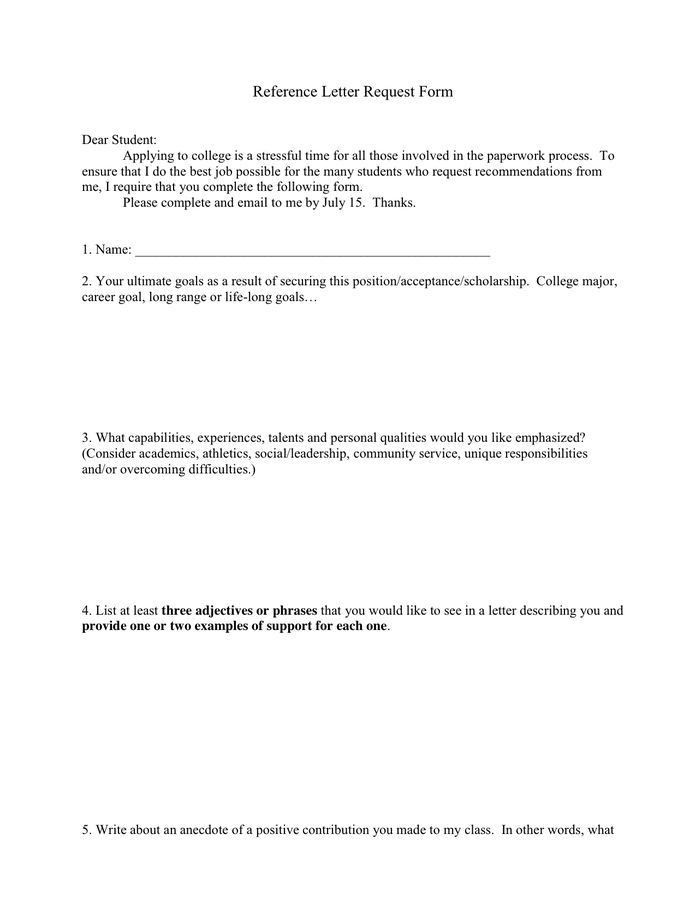 Proper Request Letter Format U2013 Letter Format Writing