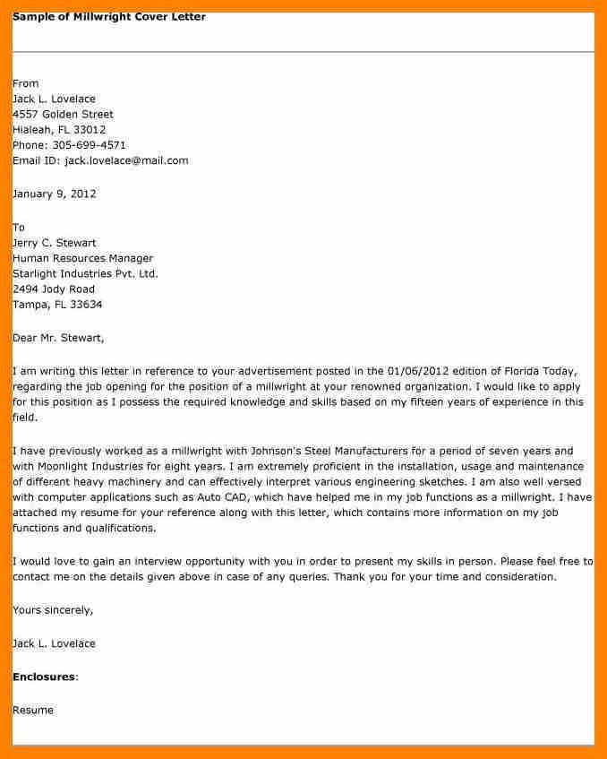 sample millwright resume resume cv cover letter 2 ...