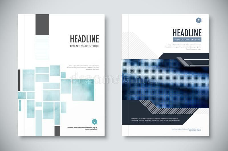 Corporate Annual Report Template Design. Corporate Business ...