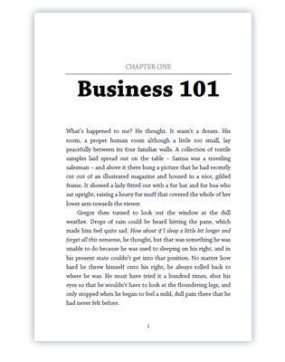 20 best Word Book Template images on Pinterest | A professional ...