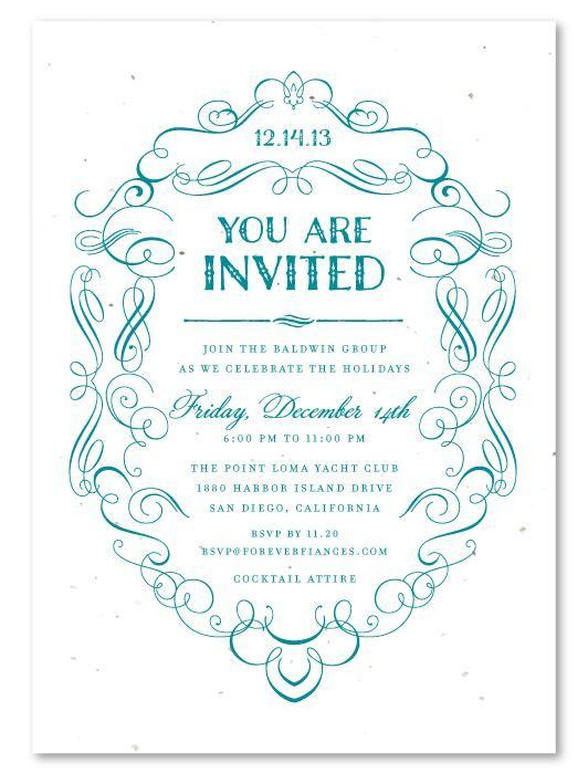 Best 25+ Business invitation ideas only on Pinterest | Invitation ...