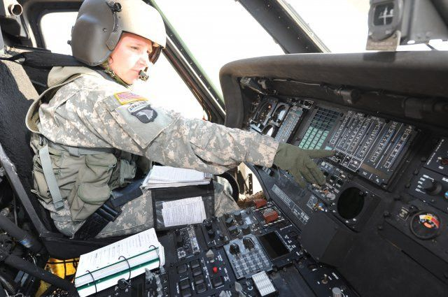 Corpus Christi Army Depot welcomes its first female test pilot ...