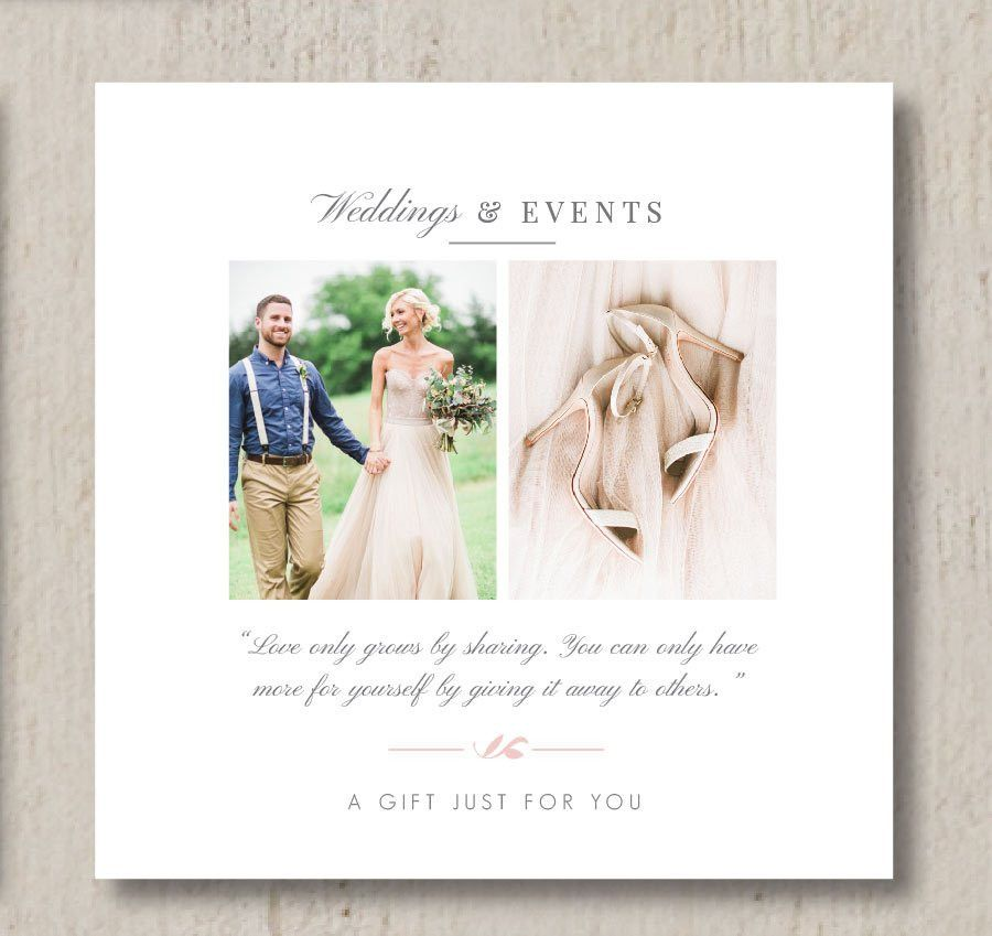 Photography Gift Certificate Template. Free Gift Certificate ...