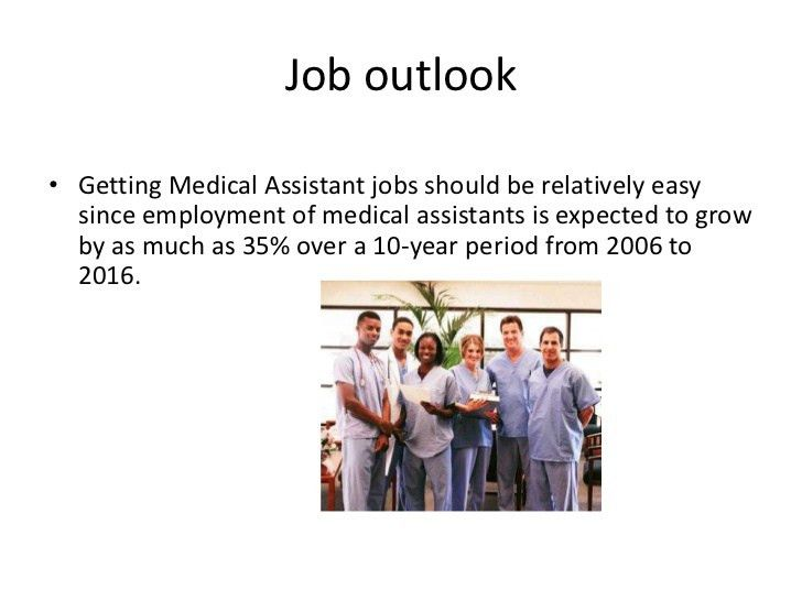 Careers in Medical Assisting