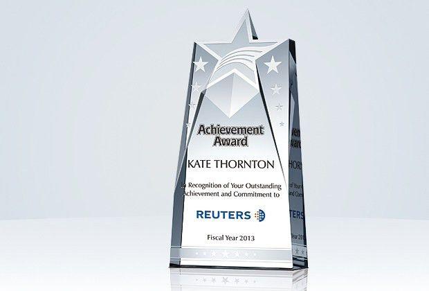 Star Achievement Award Plaque | Award plaques