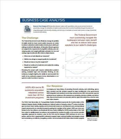 Case Analysis Format - 7+ Free PDF Documents Download | Free ...