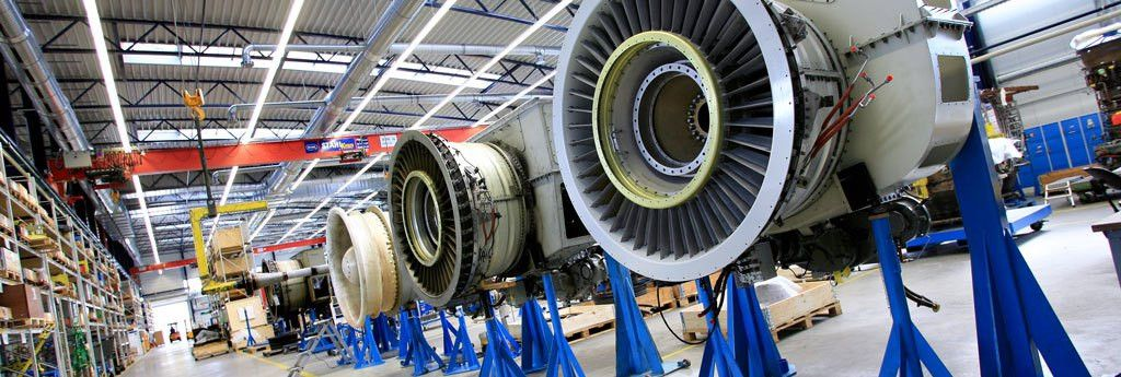 Industrial gas turbine services - MTU Aero Engines