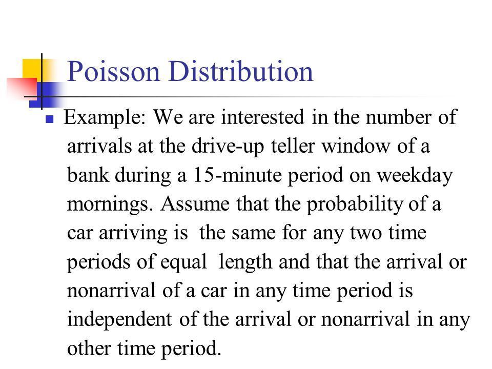 Discrete Probability Distributions - ppt download