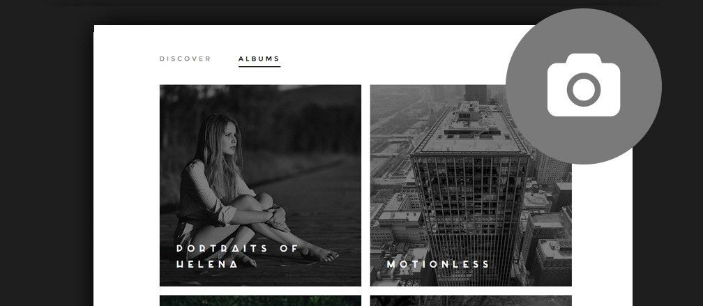 50+ Best HTML Photography Website Templates 2017