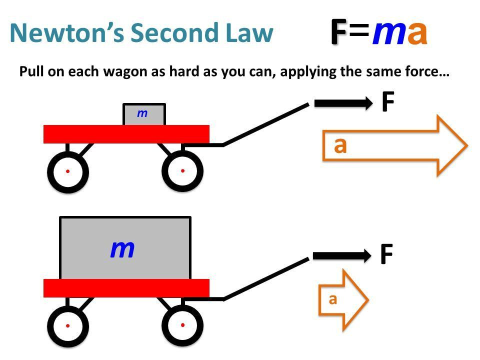 Forces and Newton's Second Law. What is a force? What are the 2 ...