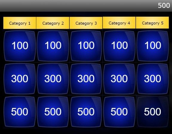 Mastering the Storyline Jeopardy Game Template | eLearning Brothers