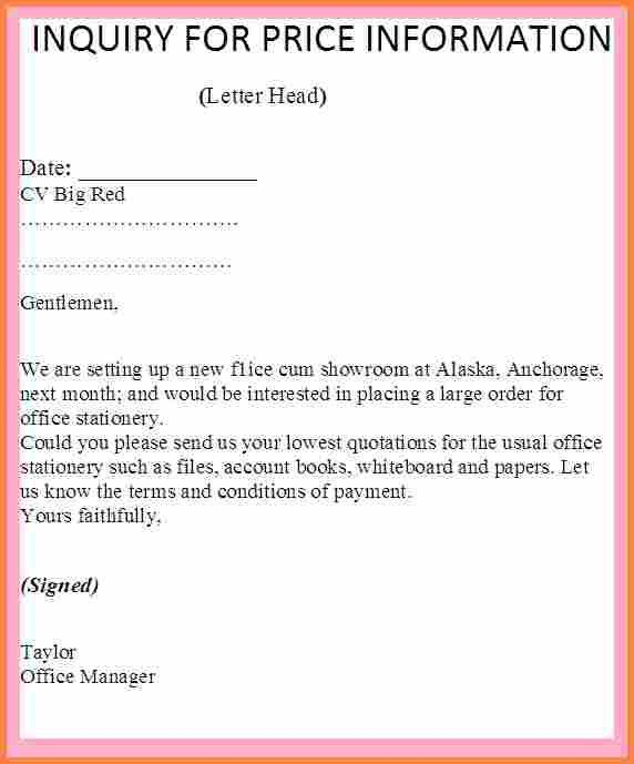 Email cover letter for job inquiry | DAD-COSTS.GA