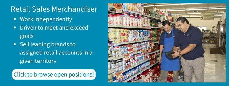 Retail Merchandiser - Is this the Perfect Position for You ...