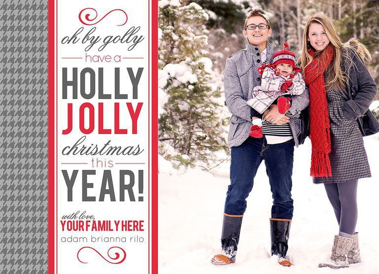 41 Free Christmas Card Templates for Photo Cards
