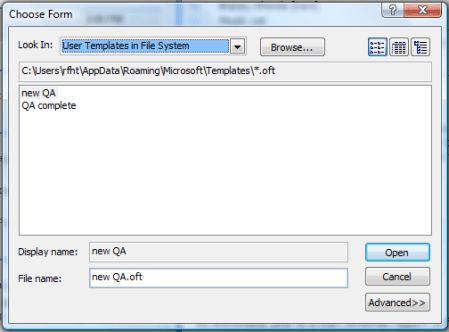 Outlook: Create an email template | CyberText Newsletter