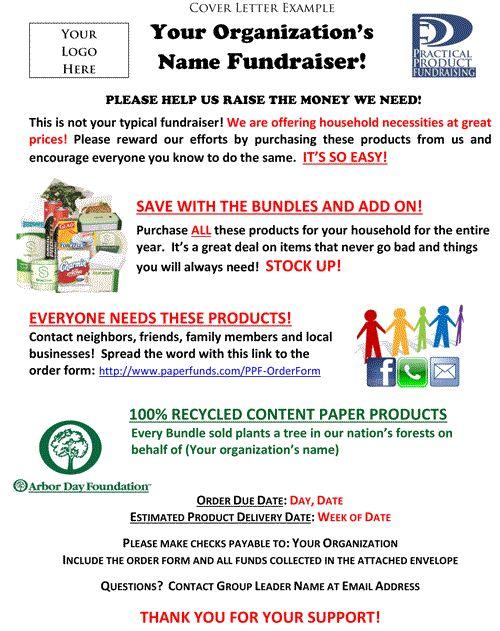 Start Your Fundraising Program | PaperFunds Fundraising Ideas