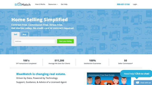 Colorado startup BlueMatch helps you sell your home on your own ...