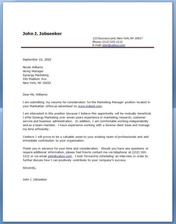 13 best cover letters images on Pinterest | Cover letters, Cover ...