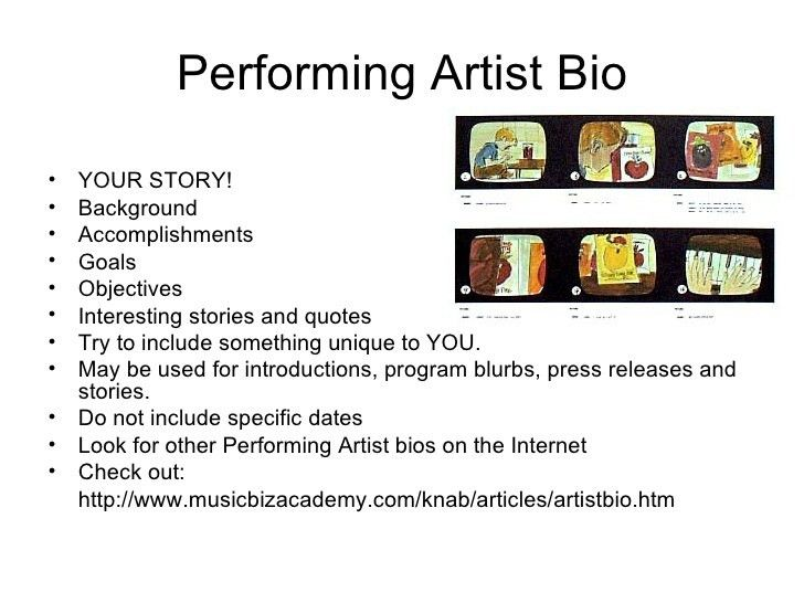 Marketing For Performing Artists