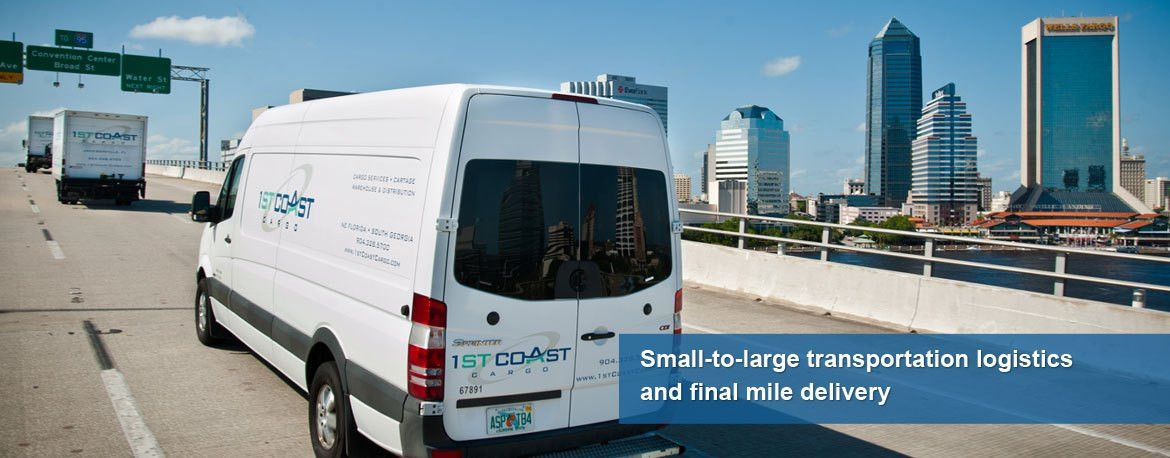 Jobs, careers at 1st Coast Cargo for air freight delivery drivers ...