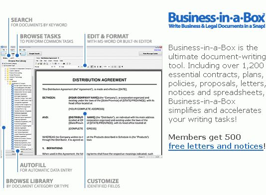 Business Document Templates - Workplace English Training E-Platform