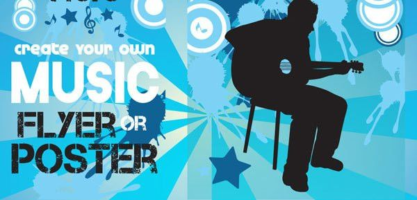 25+ Best Free & Premium Music Poster Templates - DesignMaz