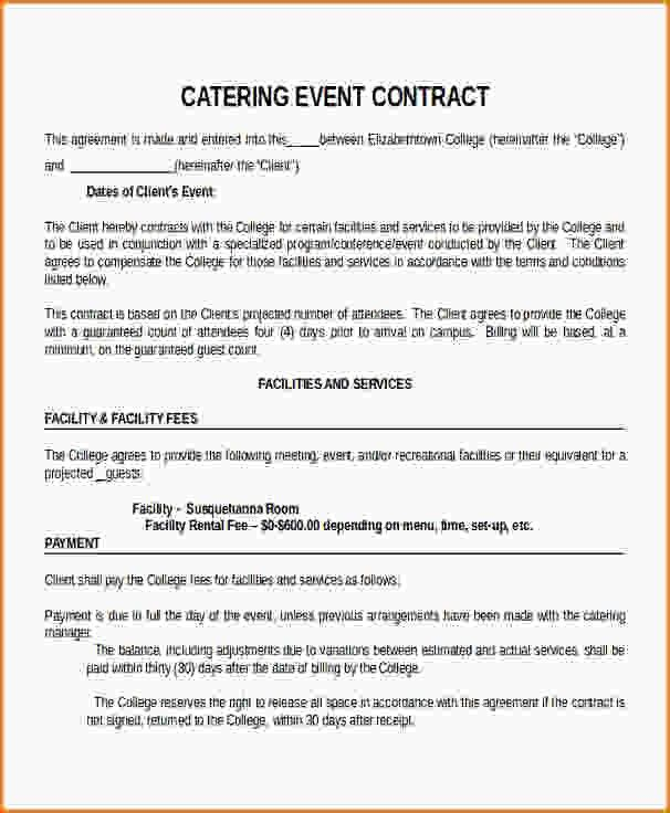 11+ event contract template | Loan Application Form