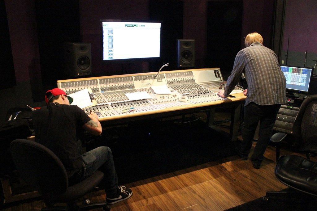 Music producer requirements and job description | Become a Music ...