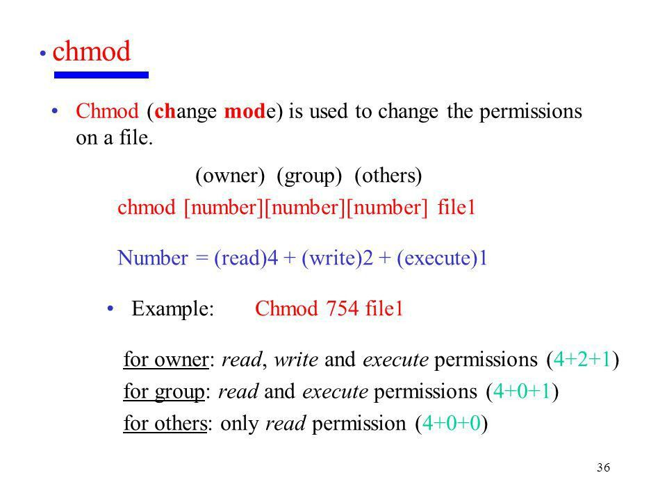 Chapter-3 Introduction to Unix: Fundamental Commands. - ppt video ...
