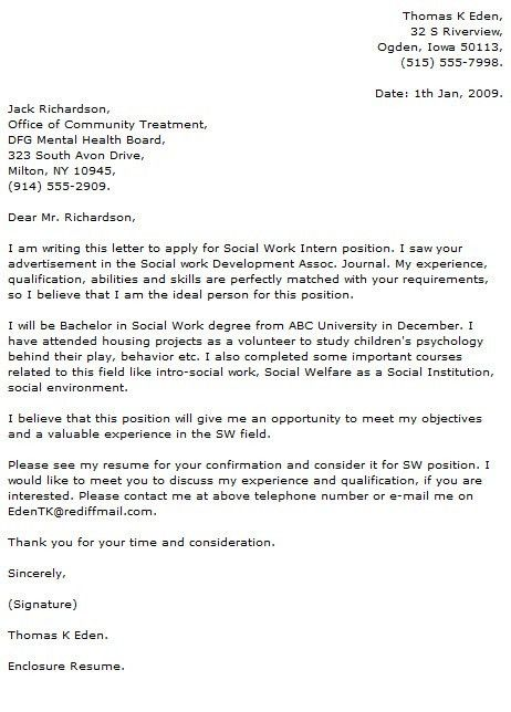 Ideas Collection Sample Of Cover Letter For Hospital Job In Free ...