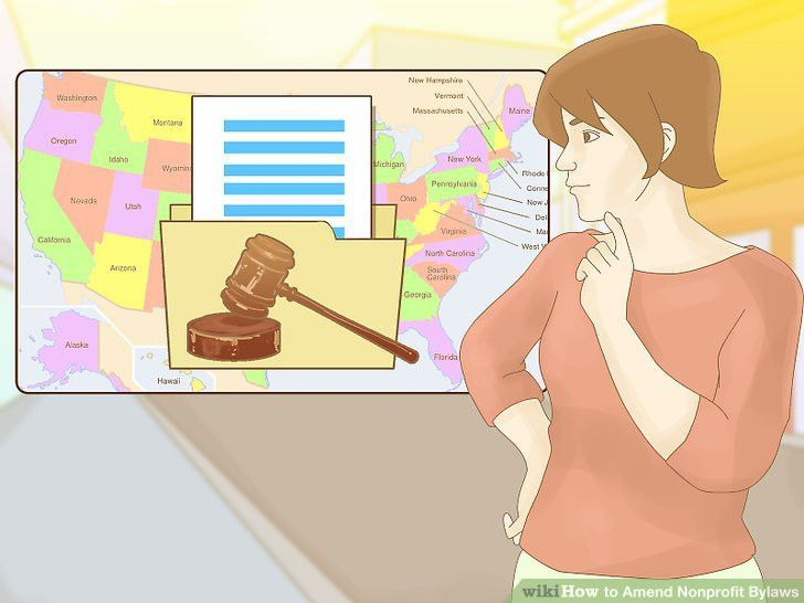 How to Amend Nonprofit Bylaws: 11 Steps (with Pictures) - wikiHow