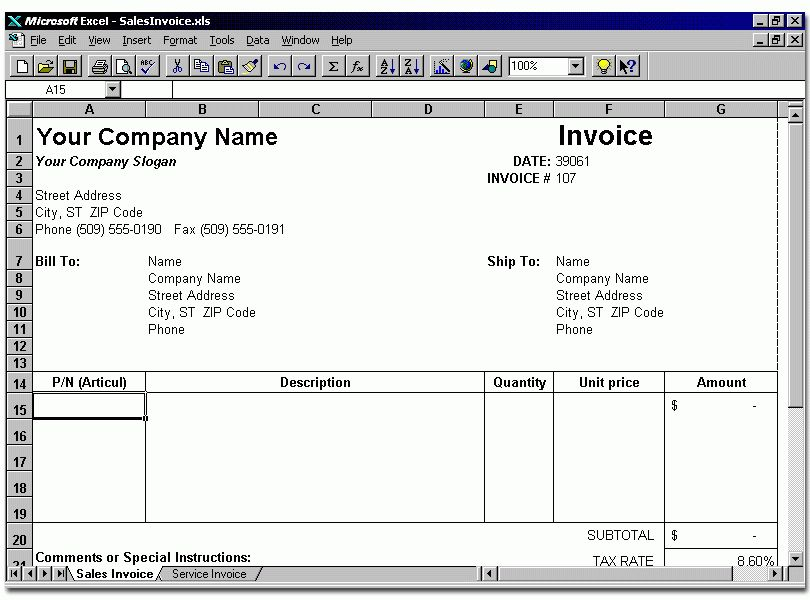 11+ invoice sample excel free | ledger paper