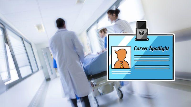 Career Spotlight: What I Do as an ER Doctor