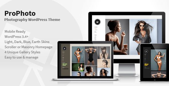 101 Awesome WordPress Photography Themes
