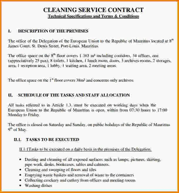 Cleaning Service Contract. Best 25+ Home Cleaning Services Ideas ...