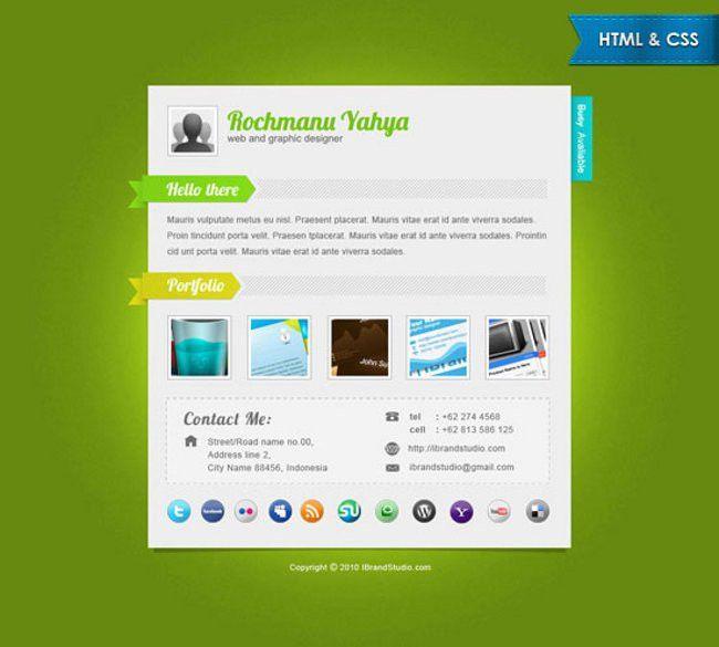 Html Css Templates | http://webdesign14.com/