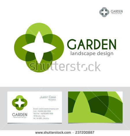 Abstract Tree Business Sign Vector Template Stock Vector 315861455 ...